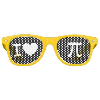 I heart Pi - Choose a Frame Color - Pi Gift Wayfarer Sunglasses
