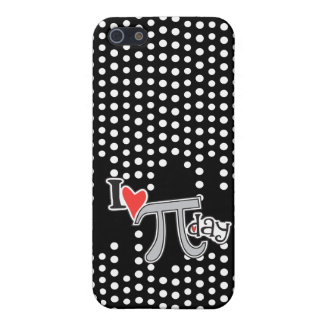 I heart Pi Day Case For iPhone SE/5/5s