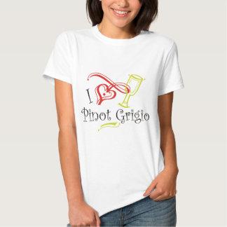 I Heart Pinot Grigio T-Shirt