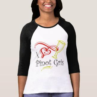 I Heart Pinot Gris T-Shirt