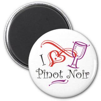 I Heart Pinot Noir Magnet