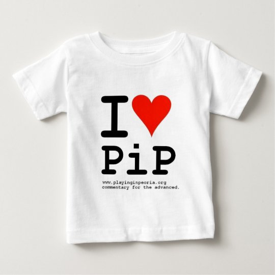 I Heart PiP Baby T-Shirt