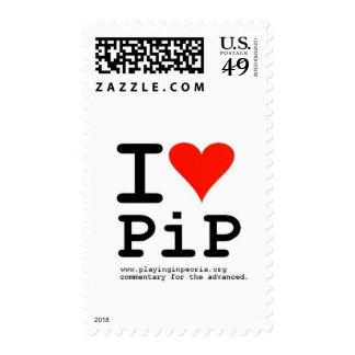 I Heart PiP Stamp