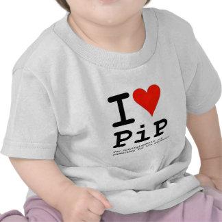 I Heart PiP T Shirts