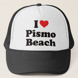 I Heart Pismo Beach Trucker Hat
