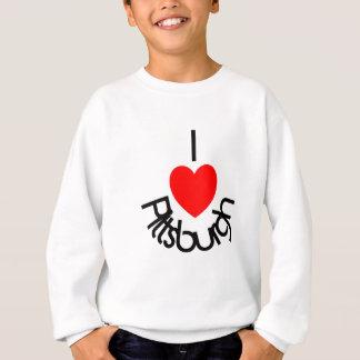 I Heart Pittsburgh Sweatshirt