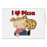 I Heart Pizza Cards
