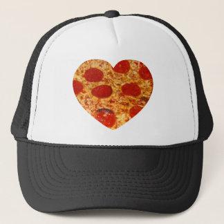 I Heart Pizza Trucker Hat