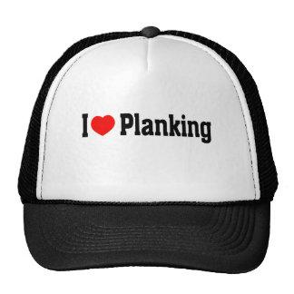 I (Heart) Planking Trucker Hat
