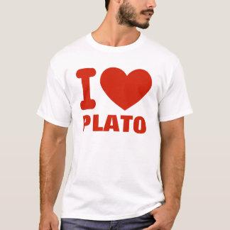 I Heart Plato T-Shirt