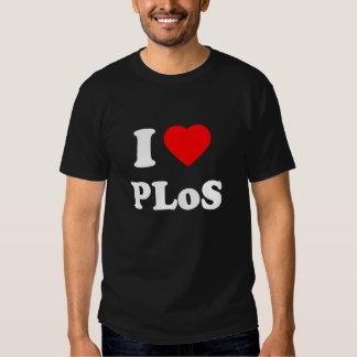 I Heart PLoS Shirt