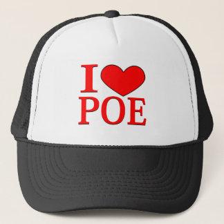 I Heart Poe Trucker Hat
