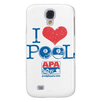 I Heart Pool Samsung Galaxy S4 Case