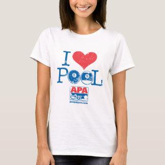 I Heart Pool T-Shirt