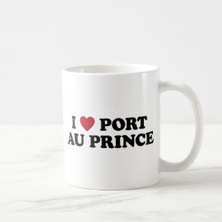 I Heart Port-au-Prince Haiti Coffee Mug