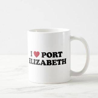I Heart Port Elizabeth South Africa Coffee Mug