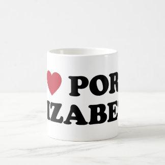 I Heart Port Elizabeth South Africa Mugs