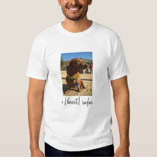 i [heart] - Portrait Mens T Shirt