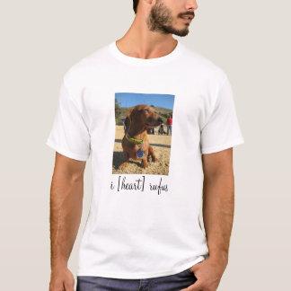 i [heart] - Portrait Mens T-Shirt