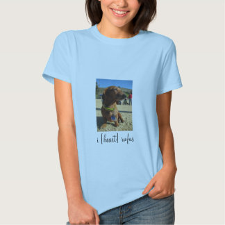 i [heart] - Portrait Womens T-shirt