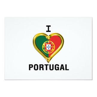 I HEART PORTUGAL CARD