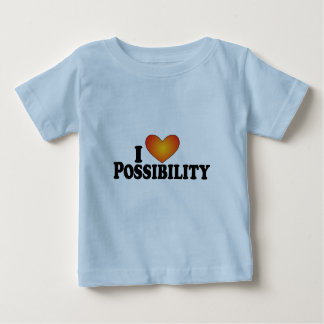 I (heart) Possibility - Lite Multi-Products Tee Shirts