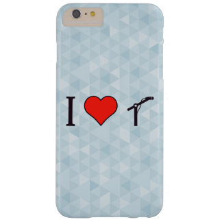 I Heart Presentations Barely There iPhone 6 Plus Case