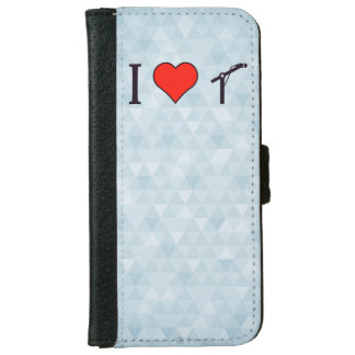 I Heart Presentations iPhone 6/6s Wallet Case