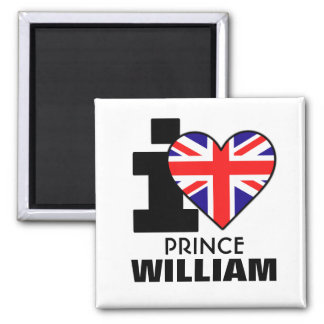 I Heart Prince William Magnet