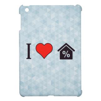 I Heart Prize Discounts iPad Mini Case