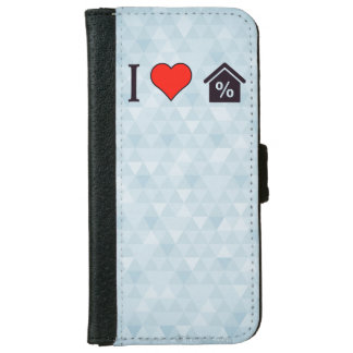 I Heart Prize Discounts iPhone 6/6s Wallet Case