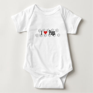 I (heart) Pugs T-shirt