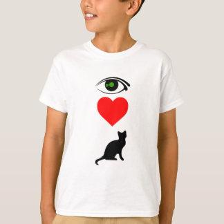 I Heart Pussy_Cat T-Shirt