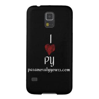 I heart PY iPhone/iPad case