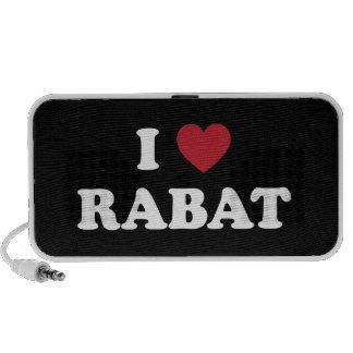 I Heart Rabat Morocco Mini Speaker