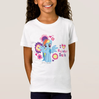 I Heart Rainbow Dash T-Shirt