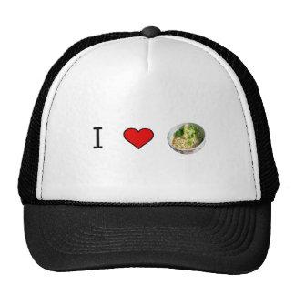i heart ramen trucker hat