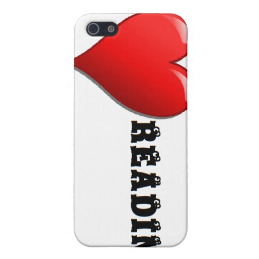 I heart reading cover for iPhone 5