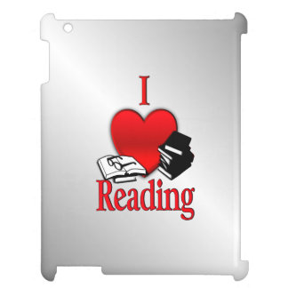 I Heart Reading Cover For The iPad 2 3 4