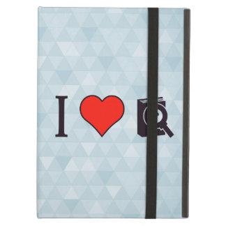 I Heart Reading Sherlock iPad Air Cover