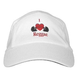 I Heart Reggae Music Headsweats Hat