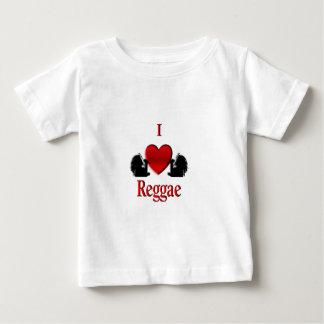 I Heart Reggae Tshirts