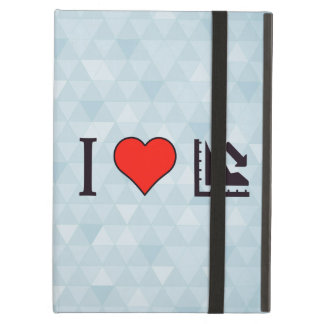 I Heart Regression Cover For iPad Air