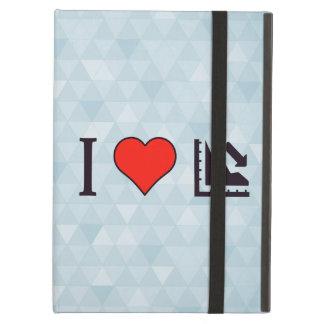 I Heart Regression iPad Air Cover
