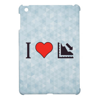 I Heart Regression iPad Mini Covers