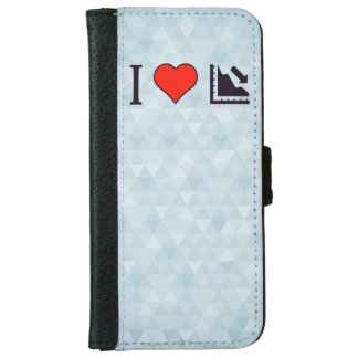 I Heart Regression iPhone 6/6s Wallet Case