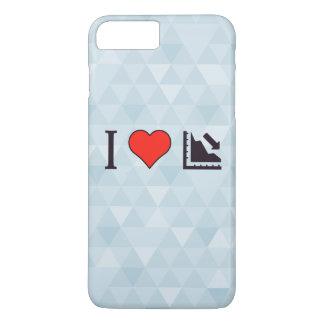 I Heart Regression iPhone 8 Plus/7 Plus Case