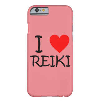 """I heart Reiki"" iPhone case"