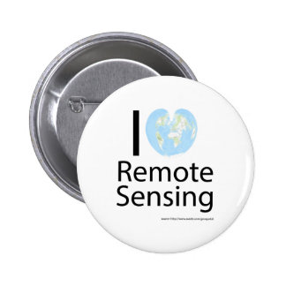 I heart Remote Sensing Buttons