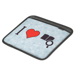 I Heart Research Sleeve For iPads
